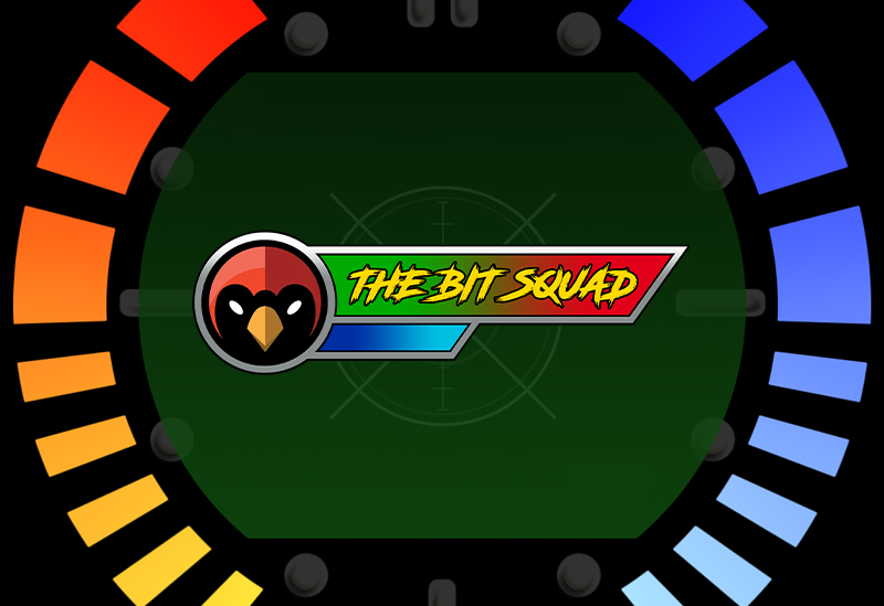 The Bit Squad - Font Chorlton - 30 Oct 19 - Red Cardinal Music