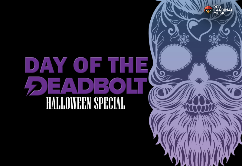 Deadbolt Liverpool - Day of The Deadbolt - 25 Oct 19 - The Shipping Forecast - Red Cardinal Music