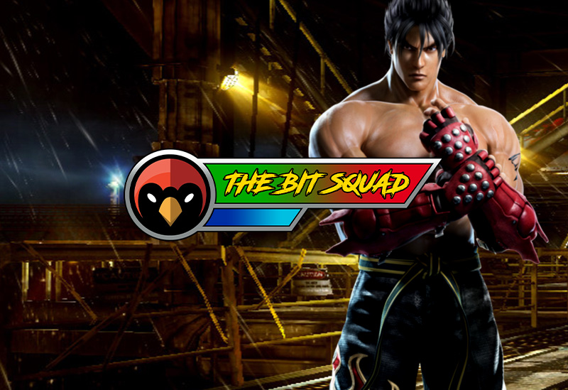 The Bit Squad - Turing Tap - 17 Oct 19 - Tekken Tag - Red Cardinal Music