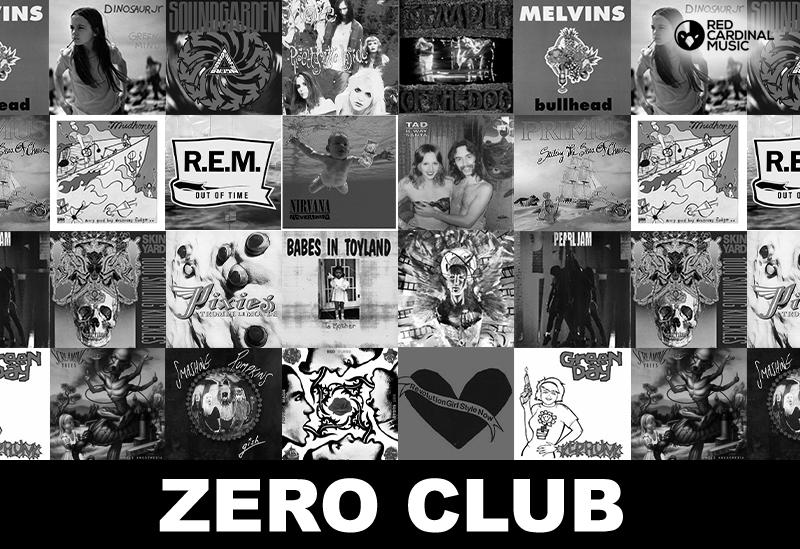 Zero Club - Nov 19 - Sounds of 1991 - Red Cardinal Music