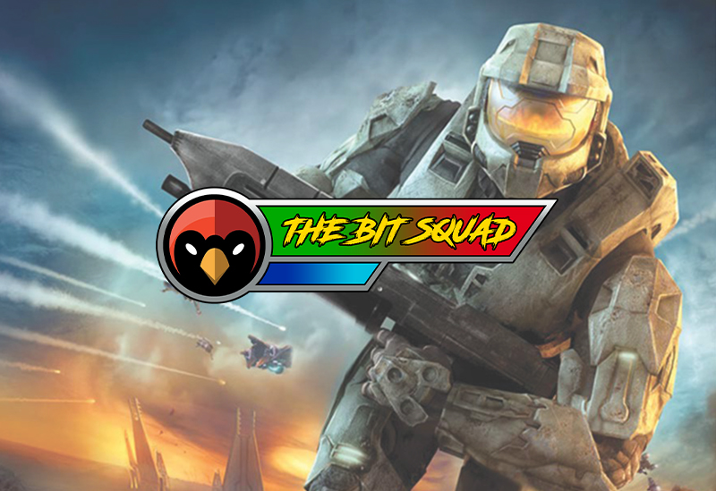 The Bit Squad - Manchester Gaming Night- Turing Tap - 21 Nov 19 - Red Cardinal Music